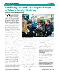 Plos Biology : Rethinking Outreach ; Tea... by Herman, Tim