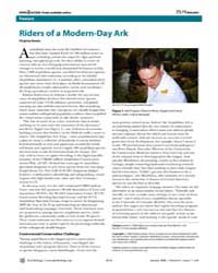 Plos Biology : Riders of a Modern-day Ar... by Gewin, Virginia
