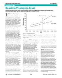 Plos Biology : Boosting Virology in Braz... by Jamal, Leda Fátima