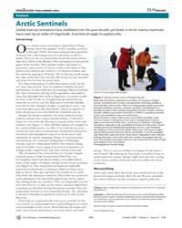 Plos Biology : Arctic Sentinels, Volume ... by Hoag, Hannah