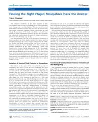 Plos Biology : Finding the Right Plugin ... by Chapman, Tracey