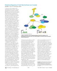 Plos Biology : Peripheral Regulatory T C... by Heller, Kira