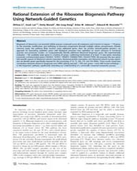 Plos Biology : Bayesian Modeling of the ... by Walhout, Marian
