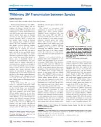 Plos Biology : Trimming Siv Transmission... by Sedwick, Caitlin