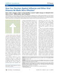 Plos Biology : How Can Vaccines Against ... by Nara, Peter L.