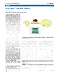 Plos Biology : How Cells Cope with Obesi... by Public Library of Science (Plos)