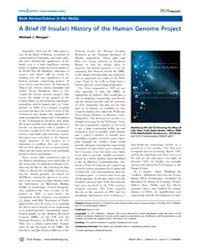 Plos Biology : a Brief If Insular Histor... by Public Library of Science (Plos)