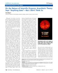 Plos Biology : on the Nature of Scientif... by Public Library of Science (Plos)