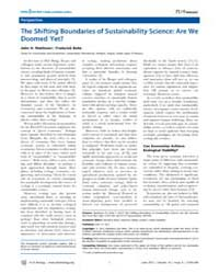 Plos Biology : the Shifting Boundaries o... by Public Library of Science (Plos)