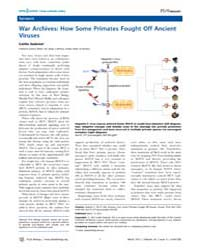 Plos Biology : War Archives ; How Some P... by Public Library of Science (Plos)