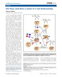 Plos Biology : Hiv Plays and Wins a Game... by Roberts, Roland G.