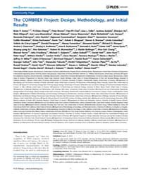 Plos Biology : the Combrex Project ; Des... by Anton, Brian P.