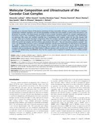 Plos Biology : Molecular Composition and... by Hughson, Frederick