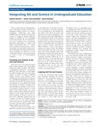 Plos Biology : Integrating Art and Scien... by Gurnon, Daniel