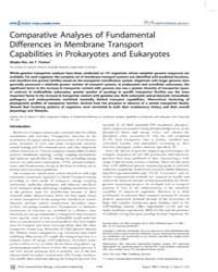 Plos Computational Biology : Comparative... by Bork, Peer