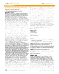 Plos Computational Biology : Understandi... by Keightley, Peter, D.