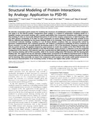 Plos Computational Biology : Structural ... by Rost, Burkhard