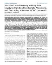 Plos Computational Biology : Simulfold ;... by Mattick, John, S.