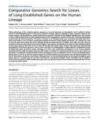 Plos Computational Biology : Comparative... by Stormo, Gary