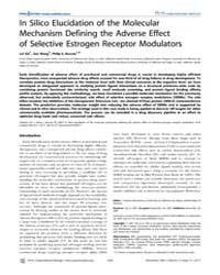 Plos Computational Biology : in Silico E... by McCammon, J., Andrew
