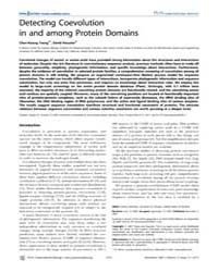 Plos Computational Biology : Detecting C... by Rzhetsky, Andrey