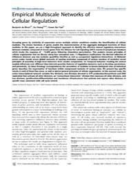 Plos Computational Biology : Empirical M... by Pilpel, Yitzhak