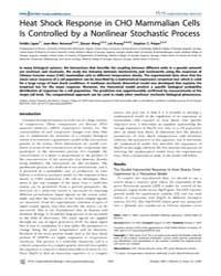 Plos Computational Biology : Heat Shock ... by Arkin, Adam, P.