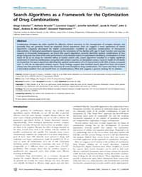 Plos Computational Biology : Search Algo... by Tucker-kellogg, Greg
