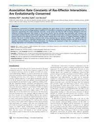 Plos Computational Biology : Association... by Rao, Christopher