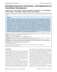 Plos Computational Biology : Biomedical ... by Miyano, Satoru