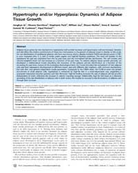 Plos Computational Biology : Hypertrophy... by Papin, Jason, A.