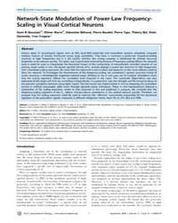 Plos Computational Biology : Network-sta... by Boustani, Sami El