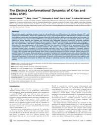 Plos Computational Biology : the Distinc... by Suryani Lukman