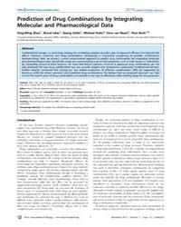 Plos Computational Biology : Prediction ... by Zhao, Xing-ming