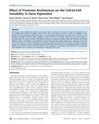 Plos Computational Biology : Effect of P... by Sanchez, Alvaro