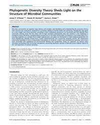 Plos Computational Biology : Phylogeneti... by Guttman, David, S.