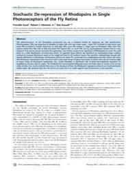 Plos Computational Biology : Stochastic ... by Sood, Pranidhi