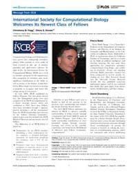 Plos Computational Biology : Internation... by Fogg, Christiana, N.