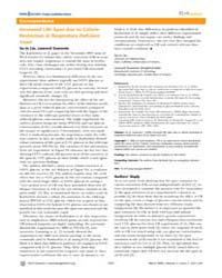 Plos Genetics : Increased Life Span Due ... by Guarente, Leonard
