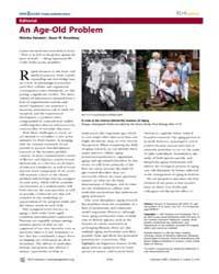 Plos Genetics : an Age-old Problem, Volu... by Katsanis, Nicholas