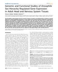 Plos Genetics : Genomic and Functional S... by Kim, Stuart K.