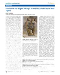 Plos Genetics : Forests of the Night ; R... by Petrov, Dmitri A.