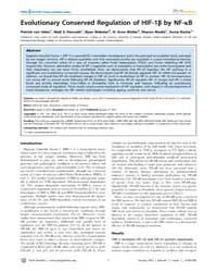 Plos Genetics : Evolutionary Conserved R... by Dixit, Vishva M.