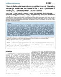 Plos Genetics : Disease-related Growth F... by Gibson, Greg