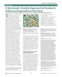 Plos Medicine : a Systematic Analytic Ap... by Barnett, Daniel, J.