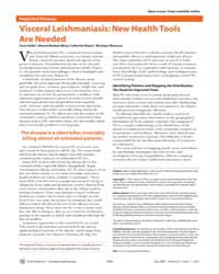 Plos Medicine : Visceral Leishmaniasis ;... by Hailu, Asrat