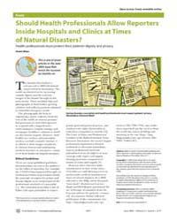 Plos Medicine : Should Health Profession... by Bhan, Anant