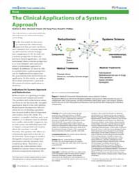 Plos Medicine : the Clinical Application... by Ahn, Andrew, C.