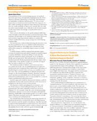 Plos Medicine : the Impact Factor Game, ... by Public Library of Science (Plos)