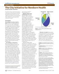 Plos Medicine : the City Initiative for ... by Fernandez, Armida